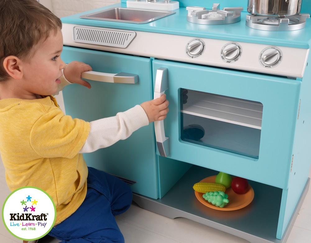 Retro toy kitchen Photo - 7