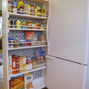 Rolling kitchen pantry Photo - 1