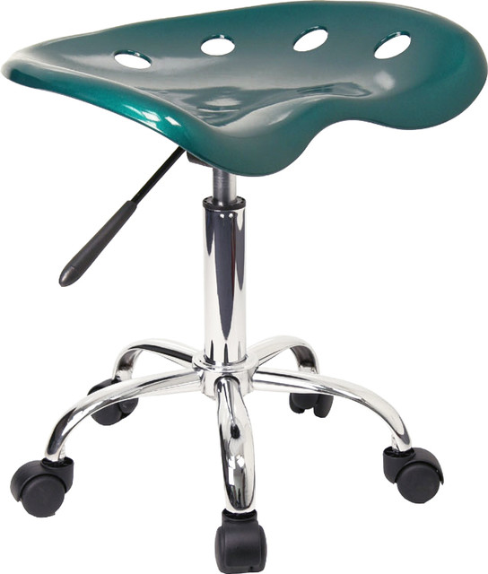 Rolling kitchen stool Photo - 11