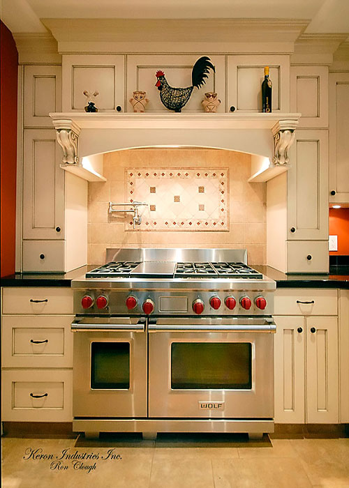 10 Photos To Rooster Decor For Kitchen