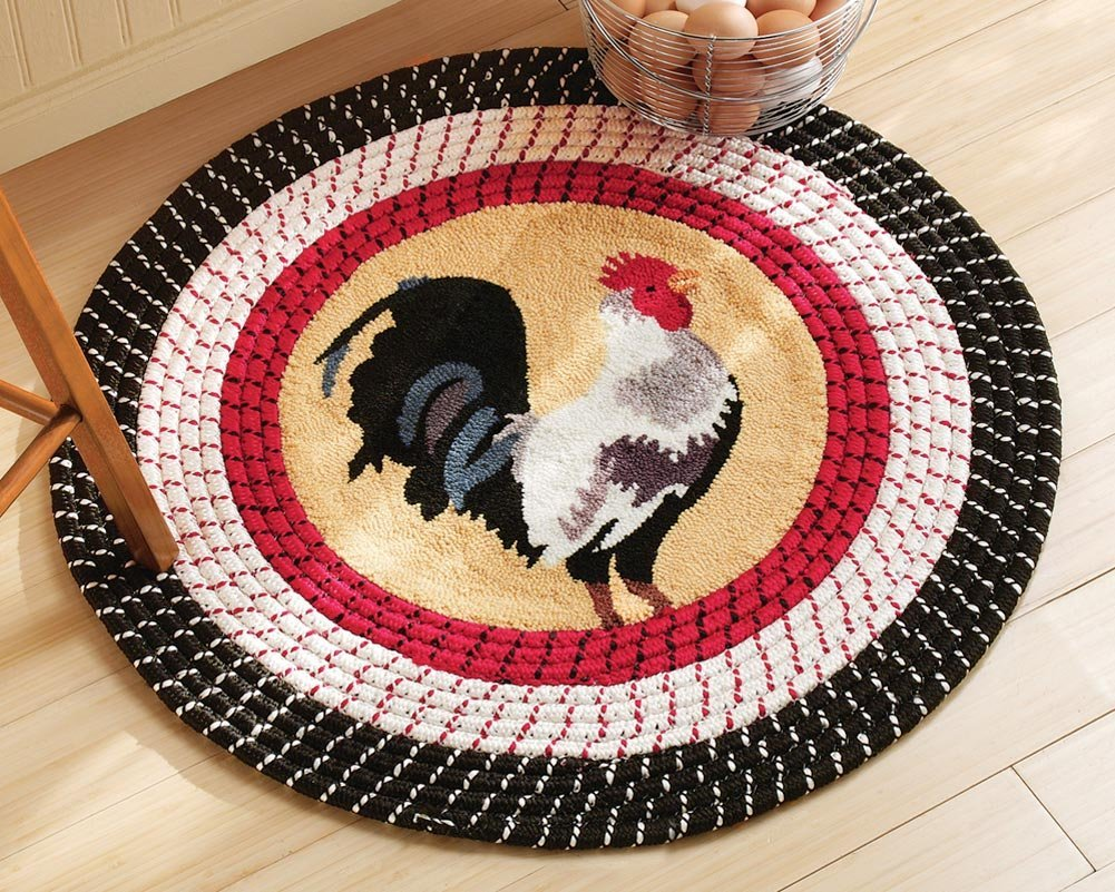 rooster kitchen rugs | kitchen ideas