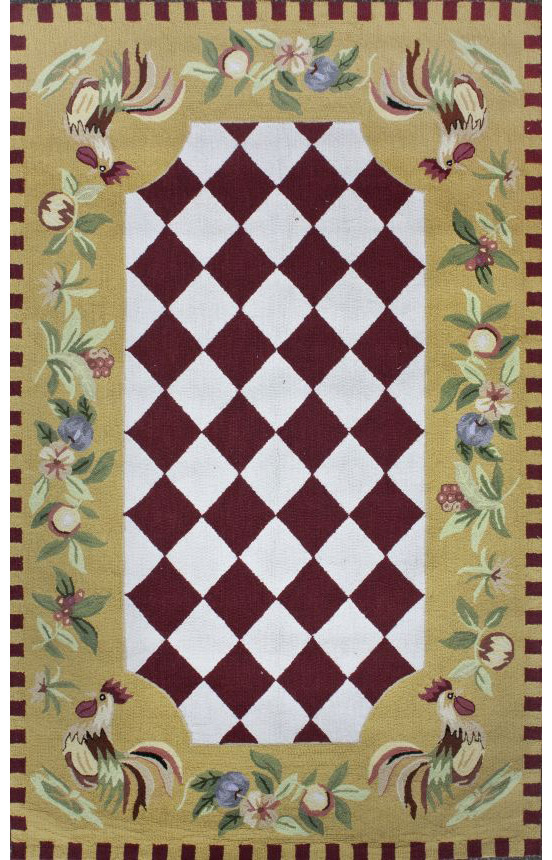 Round kitchen rugs Photo - 11   Kitchen ideas