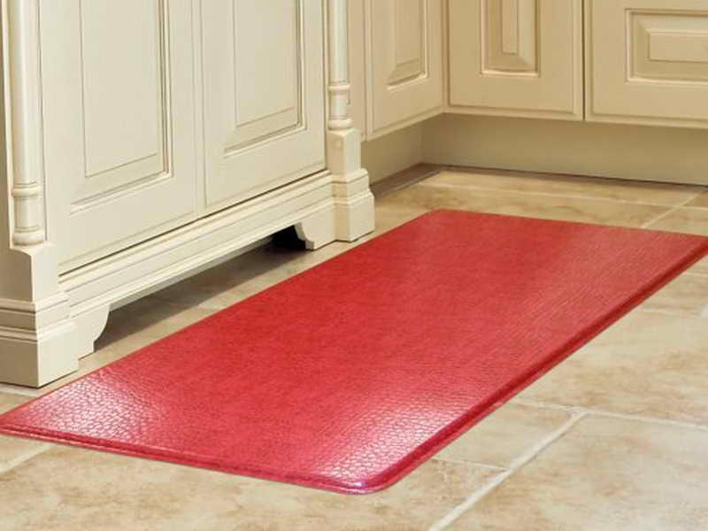 Rubber kitchen floor mats Photo - 10