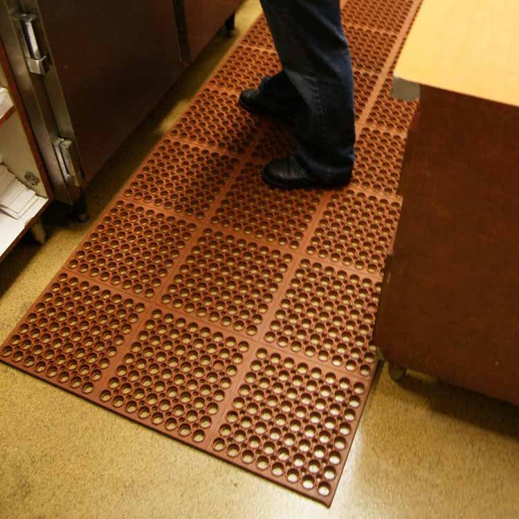 Rubber kitchen floor mats Photo - 12