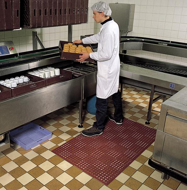 Rubber kitchen floor mats Photo - 6