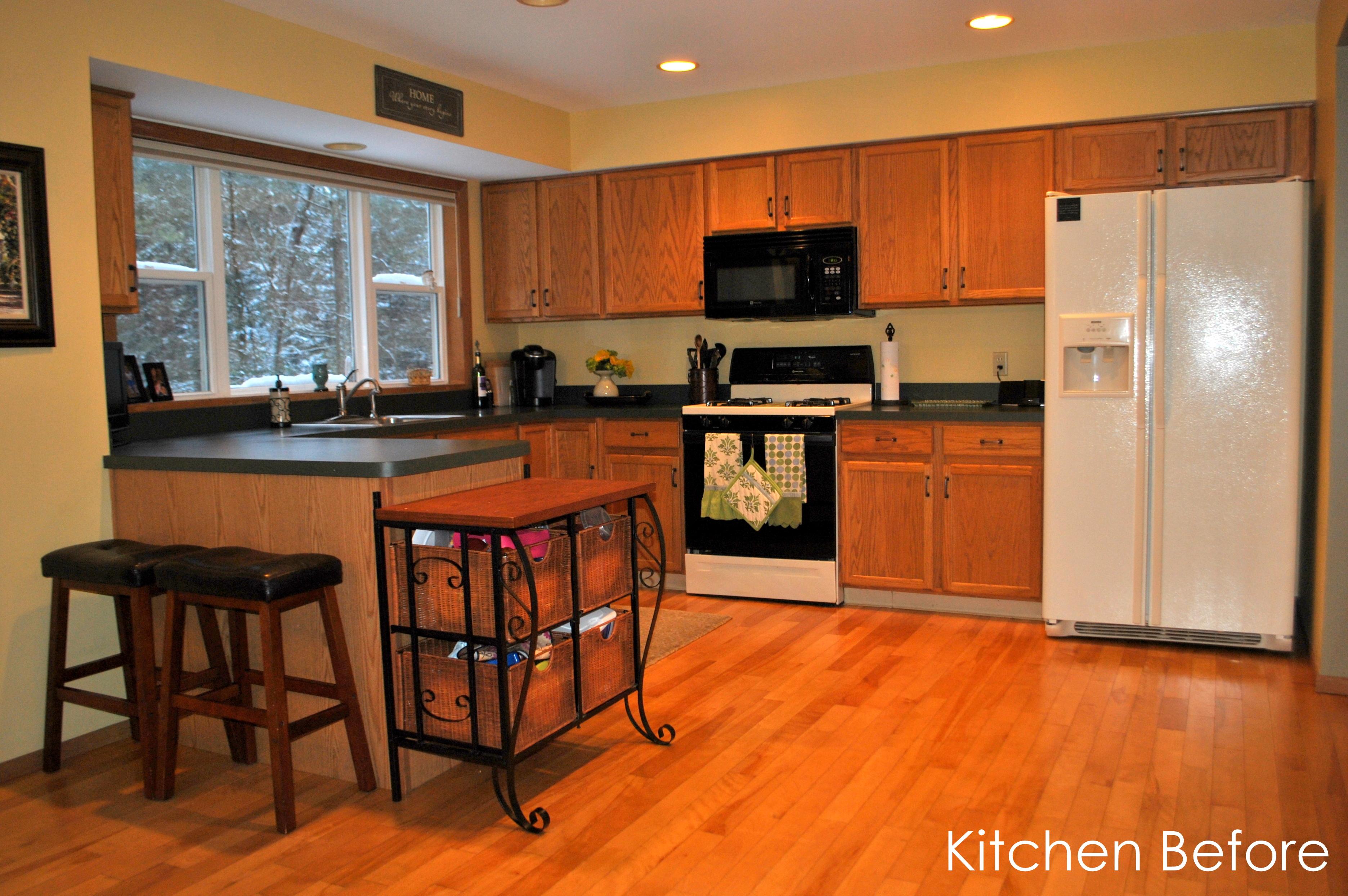 Rustoleum kitchen countertop paint Photo - 3