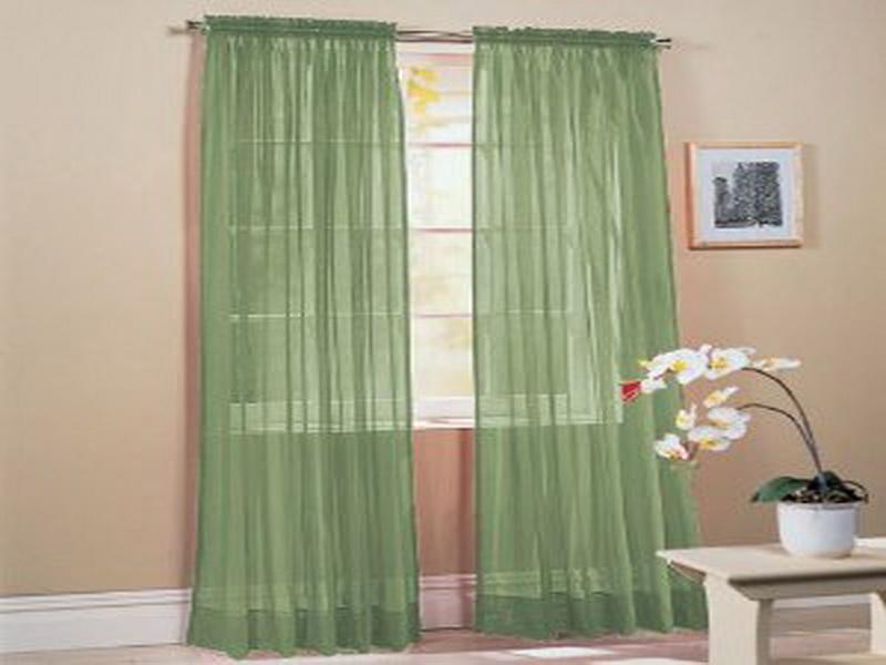 Sage Green Kitchen Curtains Photo U2013 4