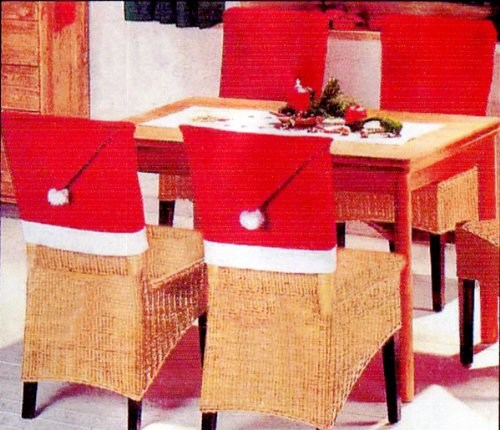 Seat covers for kitchen chairs Photo - 3