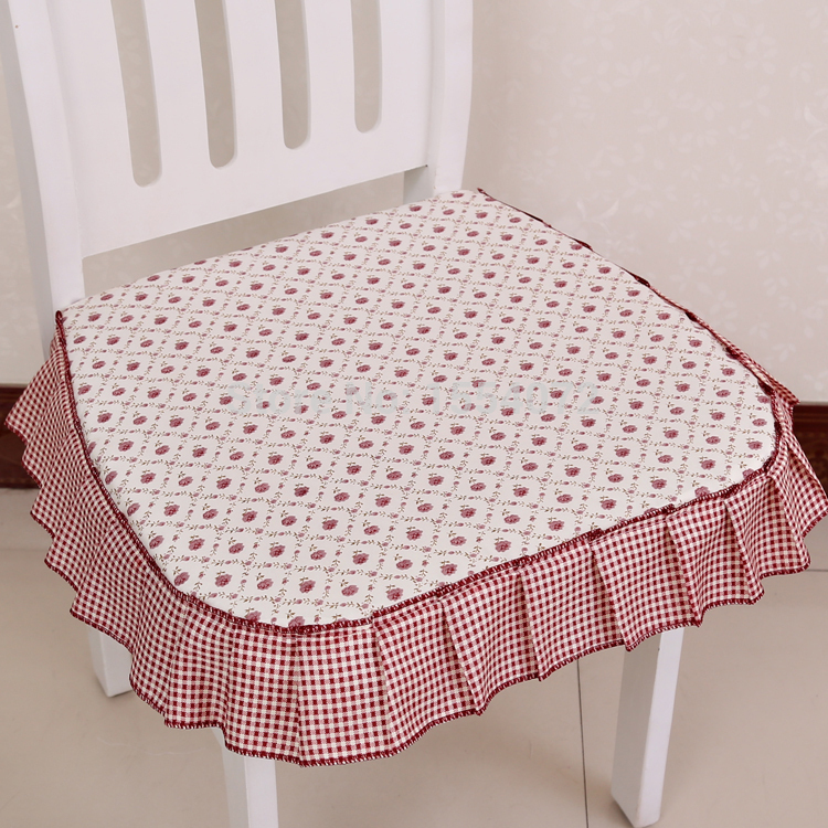 Seat pads for kitchen chairs Photo - 4