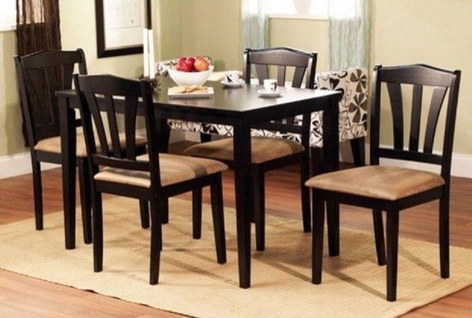 Set of 4 kitchen chairs Photo - 1