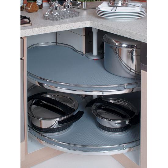 Shelf liner for kitchen cabinets Photo - 2