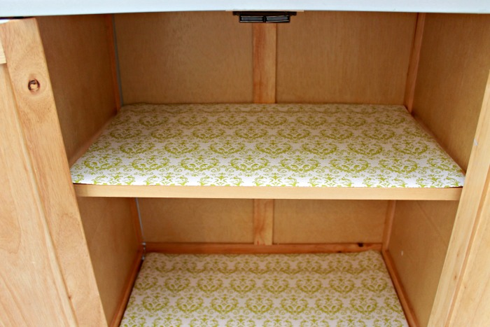Shelf paper for kitchen cabinets Photo - 10