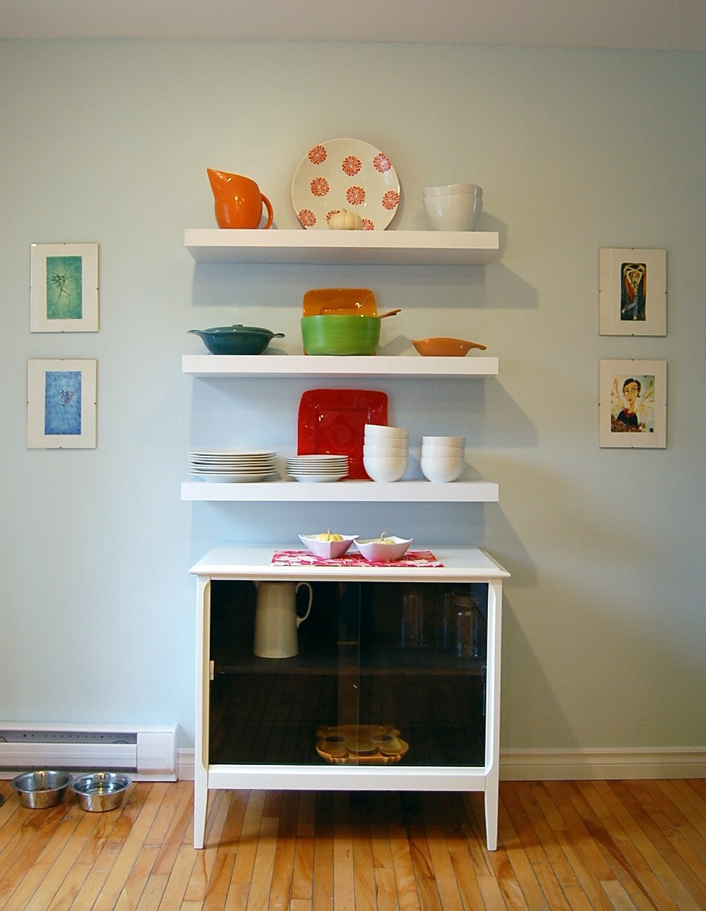 Shelves for kitchen cabinets Photo - 6