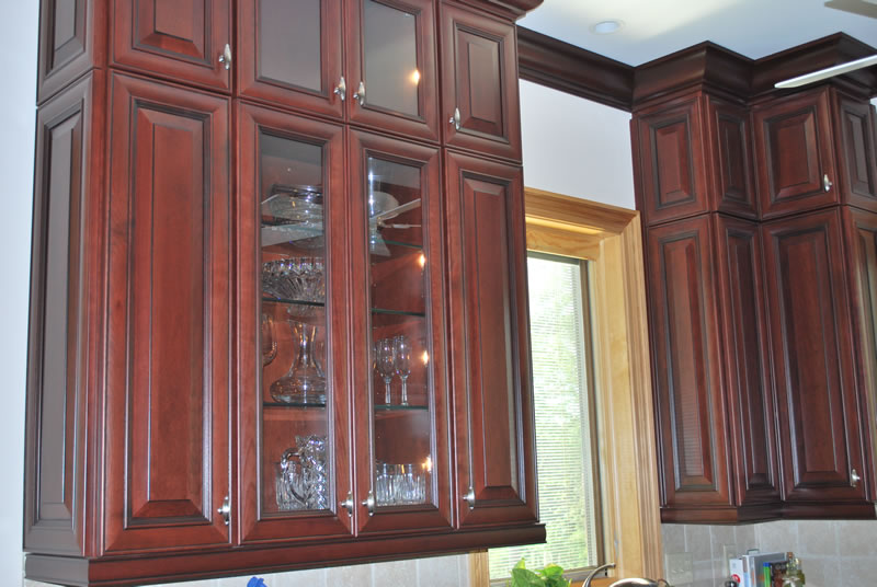 Shelves for kitchen cabinets Photo - 8