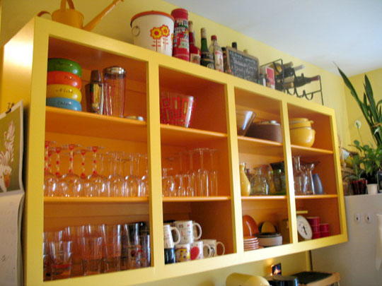 Shelving for kitchen cabinets Photo - 4