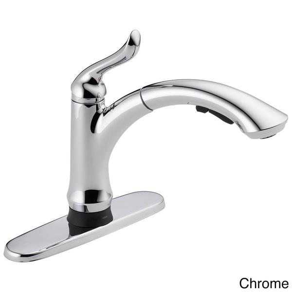 Single handle pullout kitchen faucet Photo - 1