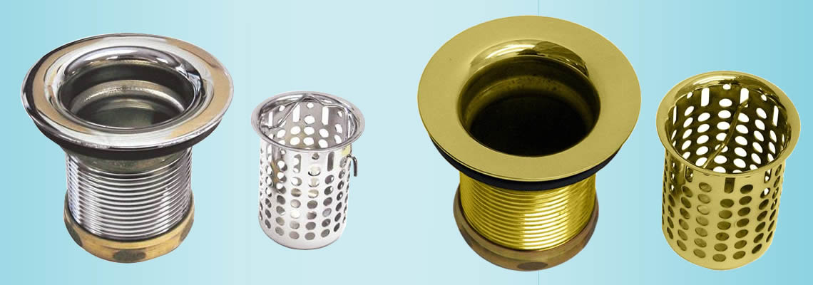 Sink strainers for kitchen sink Photo - 12