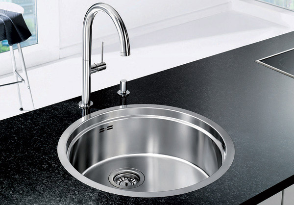 Sink strainers for kitchen sink Photo - 1