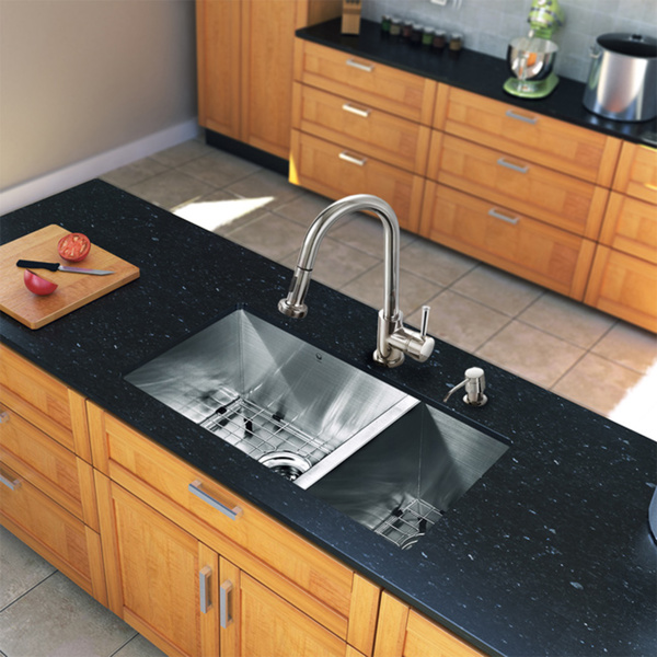 Sink strainers for kitchen sink Photo - 4