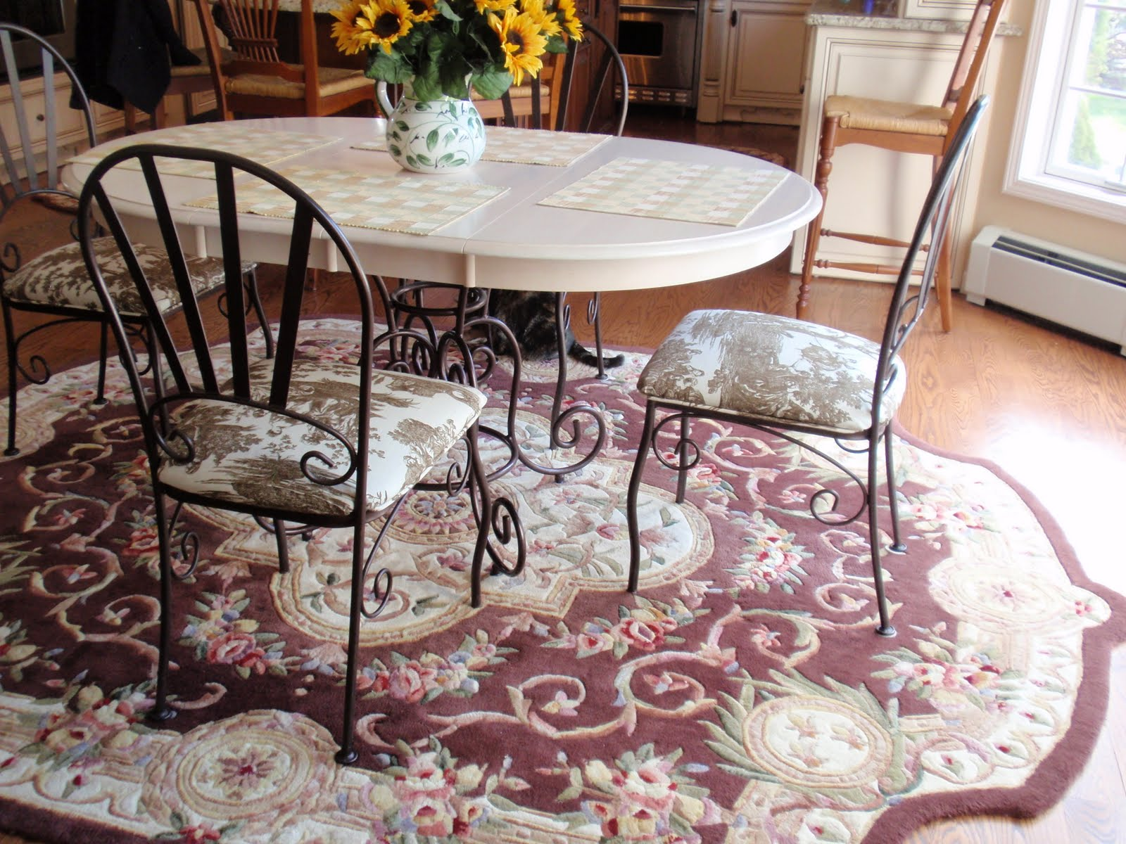 Slipcovers for kitchen chairs Photo - 8
