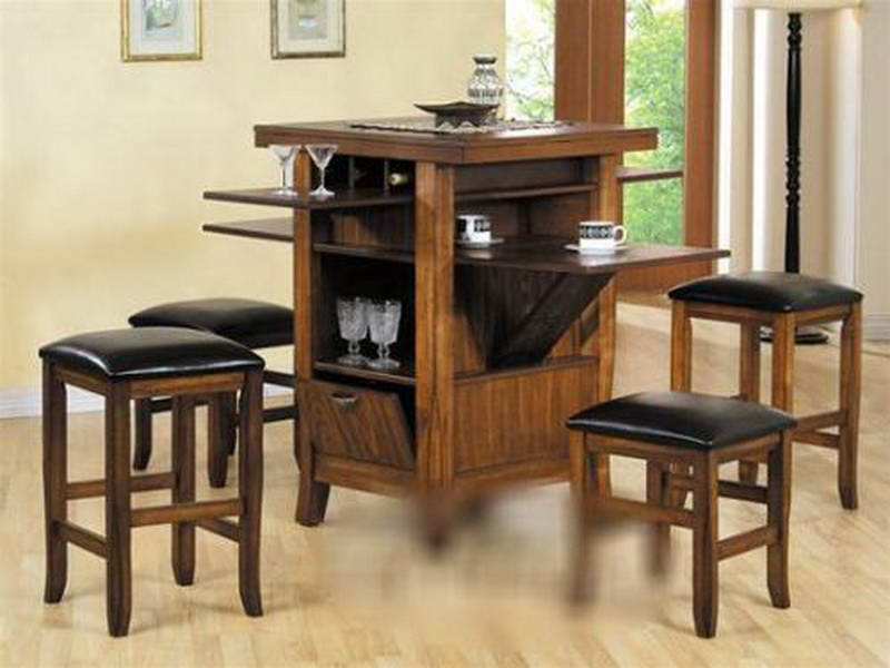 small bistro table set for kitchen kitchen ideas