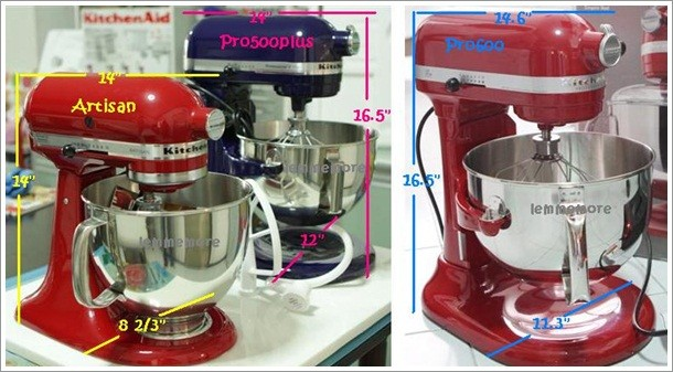 Small kitchen aid mixer Photo - 7