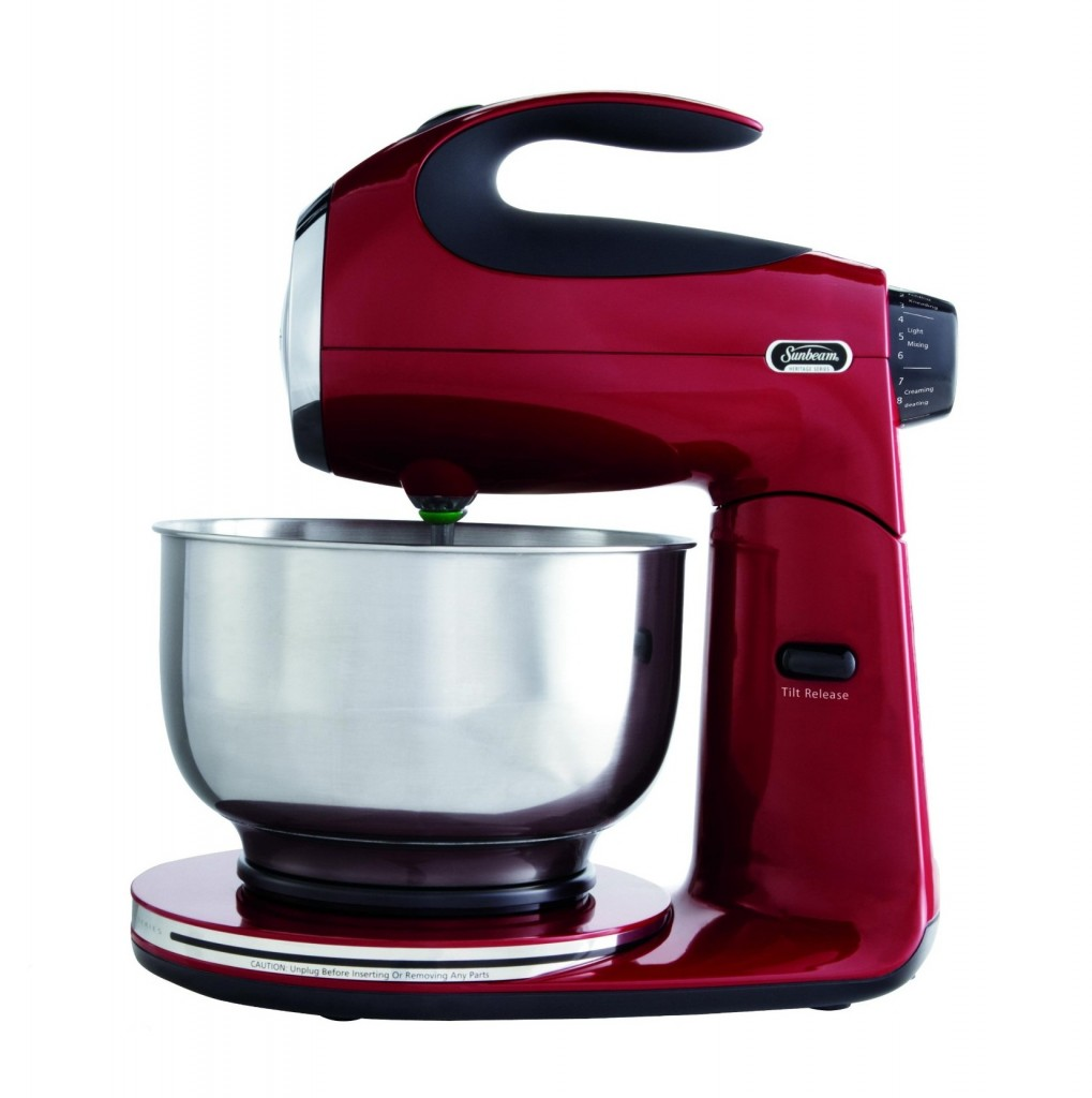 Small kitchen aid mixer Photo - 8
