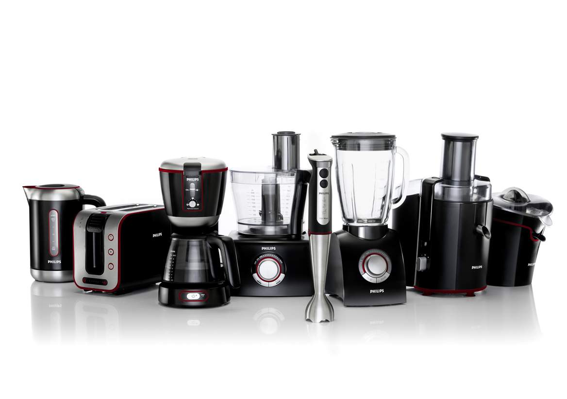 Small kitchen appliances list Photo - 1