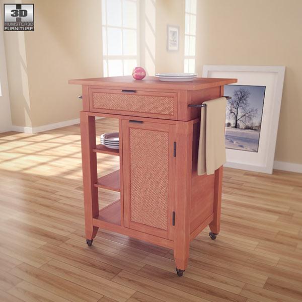 Small kitchen cart Photo - 10