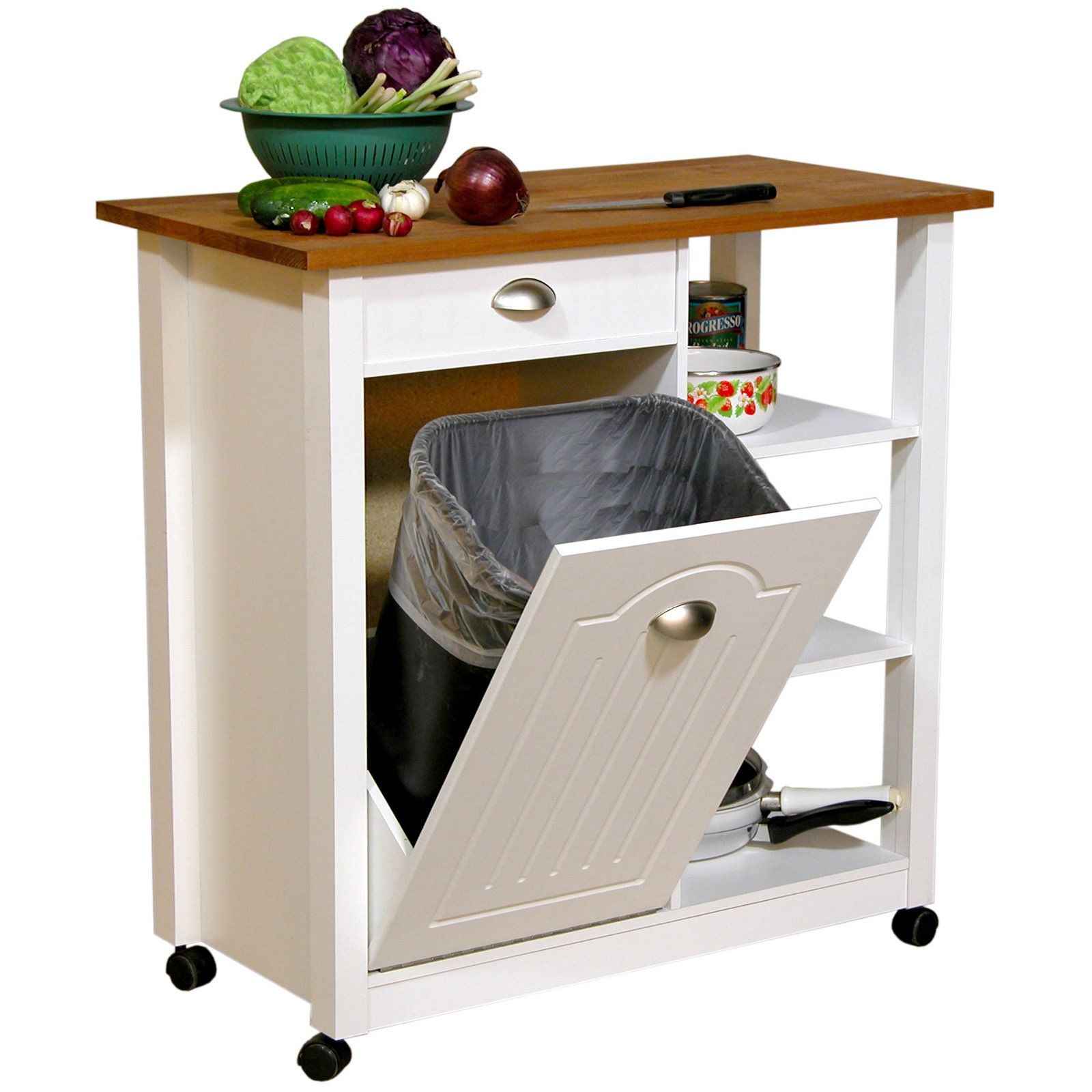 Small kitchen cart Photo - 8