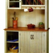 Small kitchen hutch Photo - 1