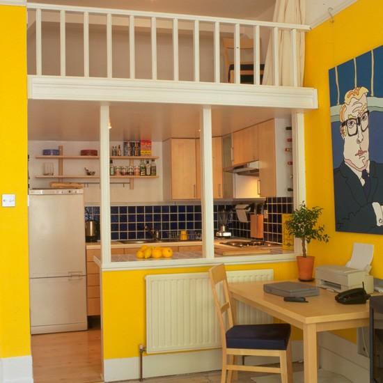 Small kitchen island Photo - 8
