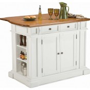 Small kitchen island cart Photo - 1