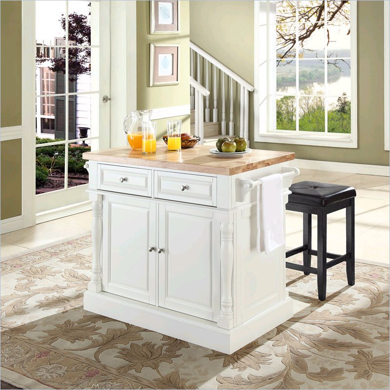 Small Kitchen Island Cart Ideas