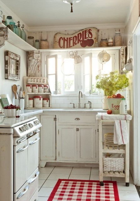 Small kitchen island cart Photo - 4
