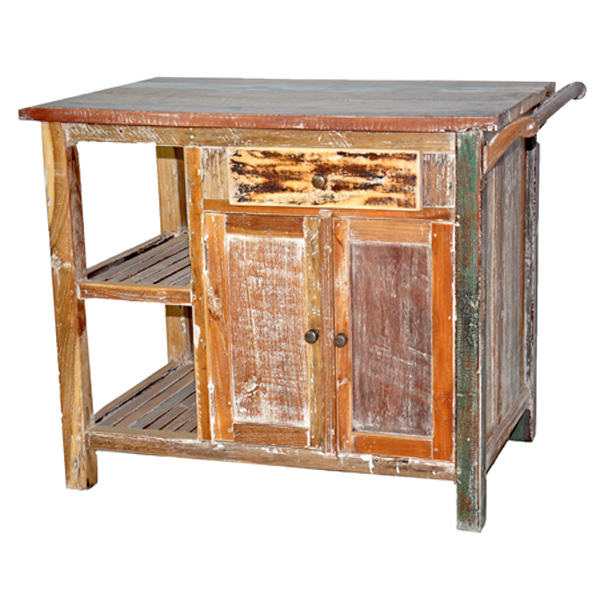 Small kitchen island cart Photo - 5