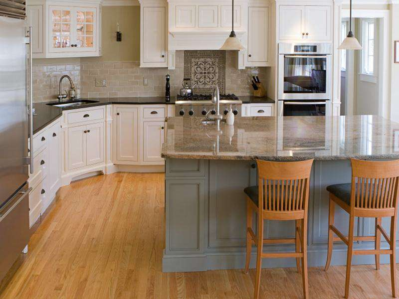 Small kitchen island cart Photo - 7