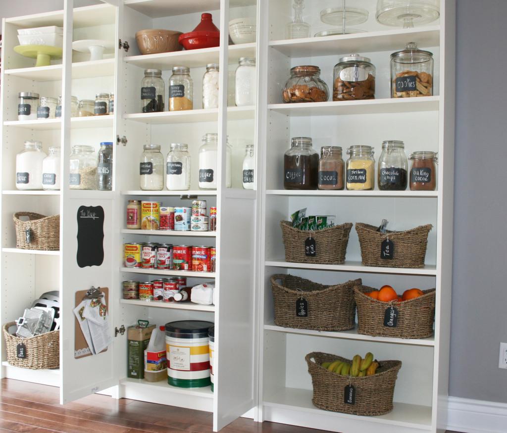 Small kitchen organization Photo - 12