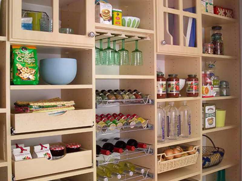 Small kitchen pantry Photo - 11