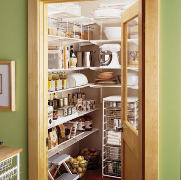 Small kitchen pantry Photo - 4