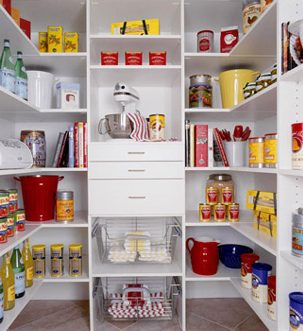 Small kitchen pantry Photo - 8