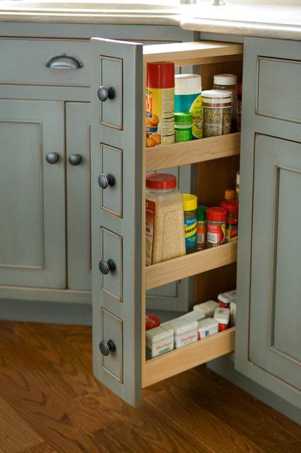 Small kitchen pantry cabinet Photo - 1