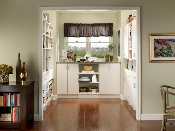 Small kitchen pantry cabinet Photo - 6