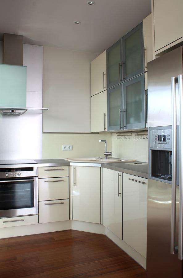 Small kitchen pantry cabinet Photo - 7