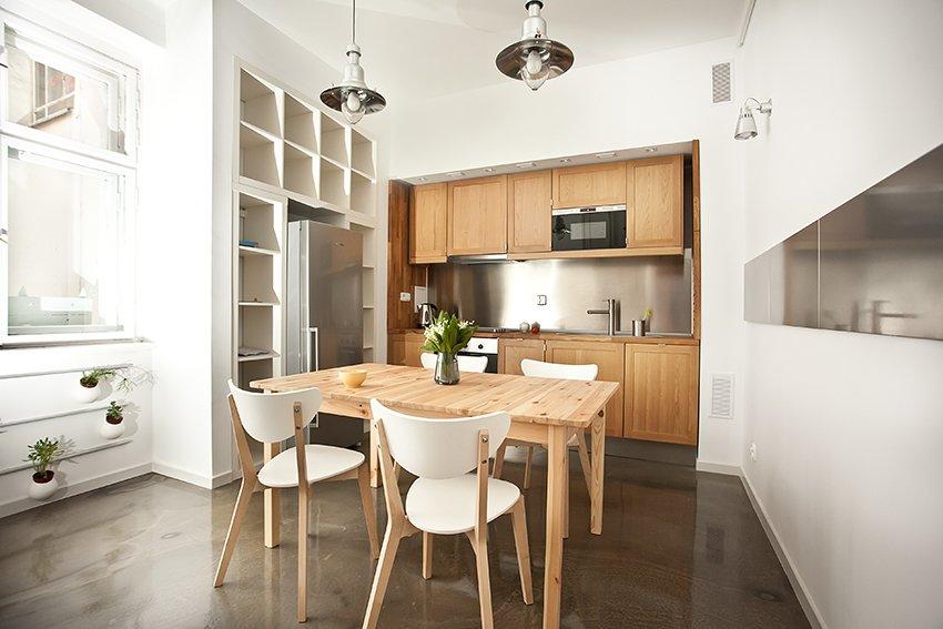 Small kitchen shelf Photo - 1