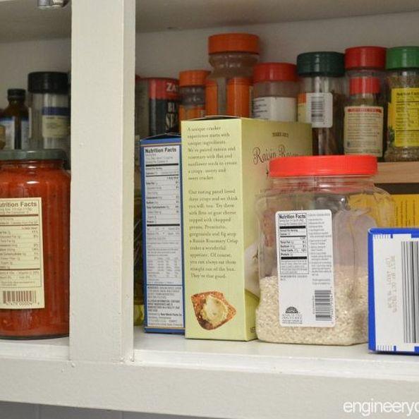 Small kitchen shelf Photo - 10