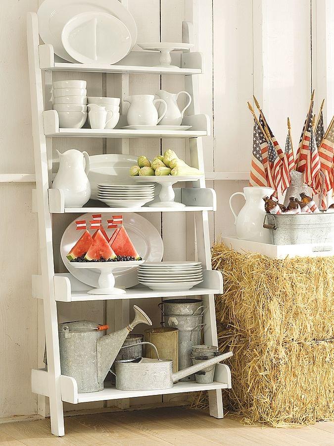 Small kitchen shelf Photo - 3