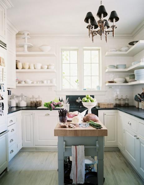 Small kitchen shelf Photo - 8