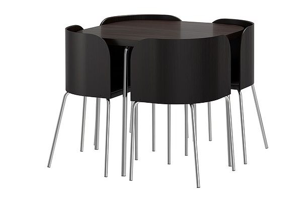 Small kitchen table sets Photo - 12