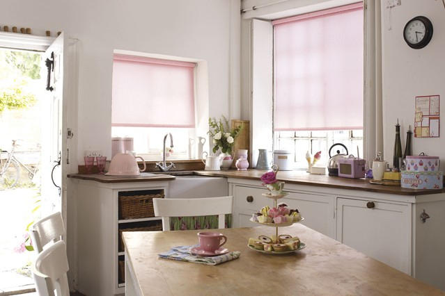 ... Small Kitchen Window Curtains Photo   12